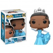Figura POP Vinil! Tiana e o Sapo Disney