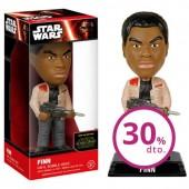 Figura POP Vinil - Wacky Bobble Head Finn Star Wars