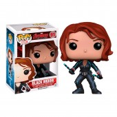 Figura POP Vinyl Black Widow Marvel Avengers