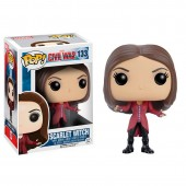 Figura POP Vinyl Civil War Scarlet Witch