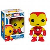 Figura POP Vinyl Iron Man Marvel classic