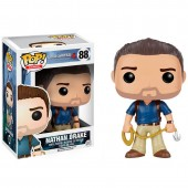Figura POP Vinyl Nathan Drake Uncharted