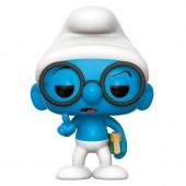 Figura POP Vinyl - The Smurfs - Brainy Smurf