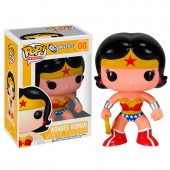 Figura POP Vinyl Wonder Woman DC Comics
