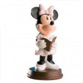 Figura Primeira Comunhão Minnie Disney - 13cm