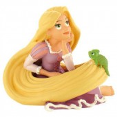 Figura Princesa Disney Rapunzel