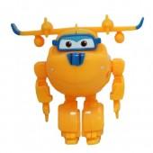 Figura robot Donnie Super Wings - 7cm