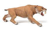 Figura Smilodon Tigre Dente de Sabre Papo