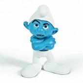 Figura Smurf Gruñón