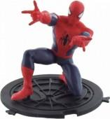 Figura Spiderman Agachado - Amazing Spiderman