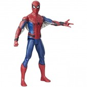 Figura Spiderman Visão FX electrónica 30cm