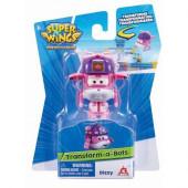 Figura Super Wings Transform a Bots - modelo Rescue Dizzy