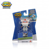 Figura Super Wings Transform a Bots - modelo Space Astro