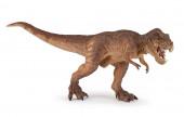 Figura T-Rex Castanho a Correr Papo