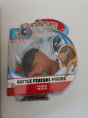 Figura Tauros Pokémon com Mecanismo