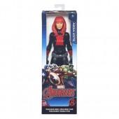 Figura Titan Avengers Black Widow
