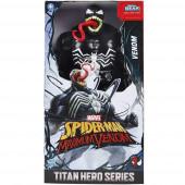 Figura Titan Maximum Venom Spiderman