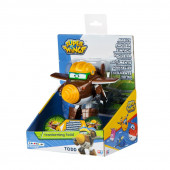 Figura Todd 20cm Super Wings Transforme