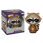 Figura Vinyl Rocket Raccoon Guardiões da Galaxia