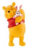 Figura Winnie The Pooh Coelhinho