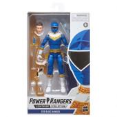 Figura Zeo Blue Ranger Power Rangers Lightning Colletion 15cm