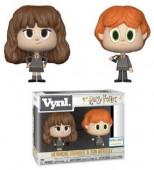Figuras Funko POP! Harry Potter - Hermione Granger and Ron Weasley