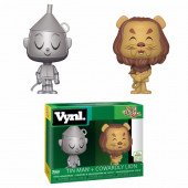 Figuras Funko POP! The Wizard of Oz - Tin Man and Cowardly Lion