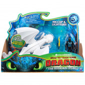 Figuras Hiccup Lightfury