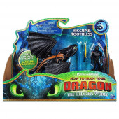 Figuras Hiccup Toothless