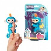 Fingerlings Bóris (azul) - Macacos Interactivos