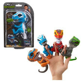 Fingerlings Dinossauro Ironjaw