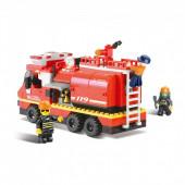 Fire Alarm Camião Bombeiros 281 pcs Sluban