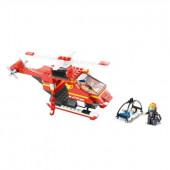 Fire Alarm Helicóptero de Salvamento Sluban