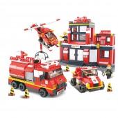 Fire Alarm Missão Completa 693 peças