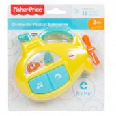 Fisher Price Submarino Musical