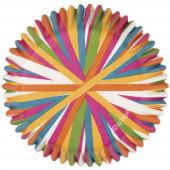 Forma de Papel Cup Cake Colorido Wilton 75 unid
