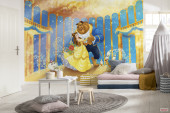 Fotomural Disney Beauty Beast
