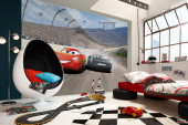 Fotomural Disney Cars 3 Curve