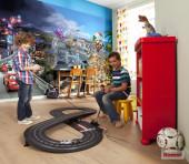 Fotomural Disney Cars World