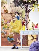 Fotomural Disney Dancing Snow White