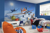 Fotomural Disney Planes Above the Clouds