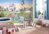 Fotomural Disney Princess Castle