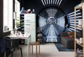 Fotomural Star Wars Tunnel