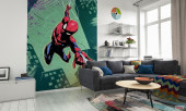 Fotomural TNT Spider-Man Charge