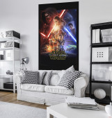 Fotomural TNT Star Wars EP7 Official Movie Poster