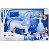 Frozen 2 - Nada e Anda com o Nokk e a Elsa