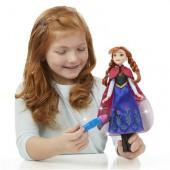 Frozen Anna capa mágica história