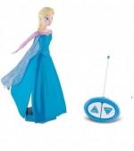 Frozen Boneca Elsa patina e canta 36cm