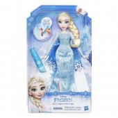 Frozen Elsa capa mágica história