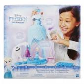 Frozen mini torre faz neve elsa